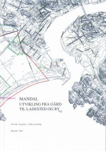 Cover Mandal fra gård til by